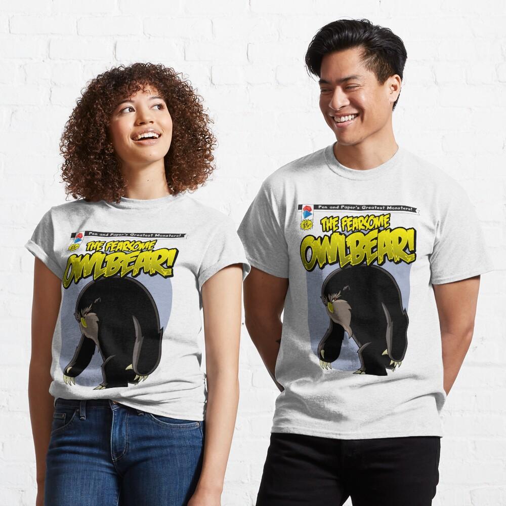 The Owlbear Classic T-Shirt
