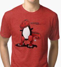 PENGUINOSAURUS REX™ Tri-blend T-Shirt