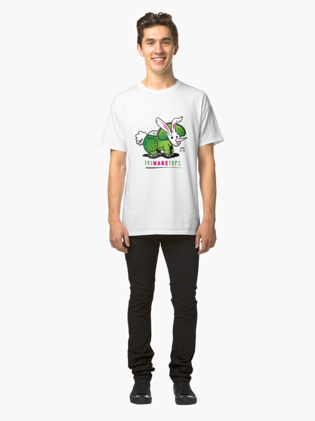 Alternate view of TRIHARETOPS™ Classic T-Shirt