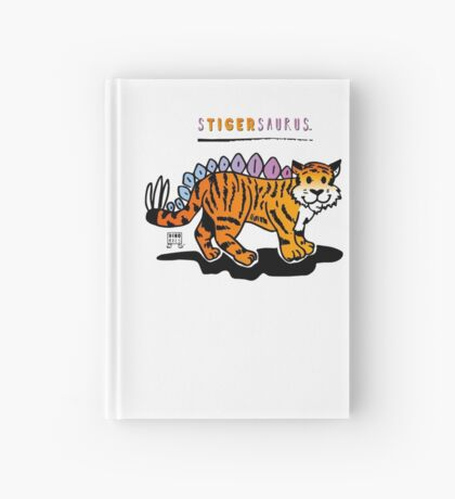 STIGERSAURUS™ Hardcover Journal