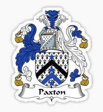 Paxton Sticker