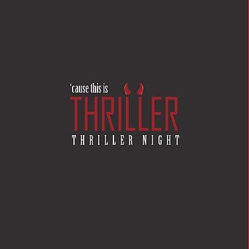 THRILLER by awcheung2