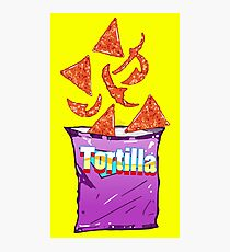 Spicy Nachos -  Junkies Collection Photographic Print