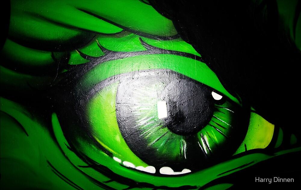 Green Eyes by Harry Dinnen