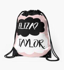 Eliza? Taylor. Drawstring Bag