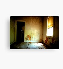 Living Room Canvas Print