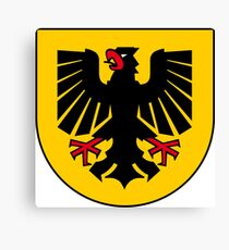 Dortmund coat of arms Canvas Print