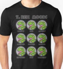 T. Rex Moods Unisex T-Shirt