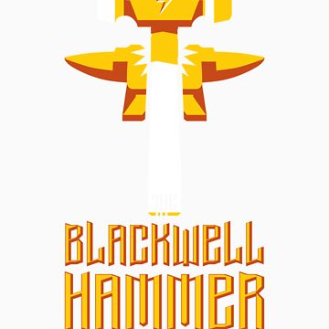 The Blackwell Hammer Gold  by BBlackwell