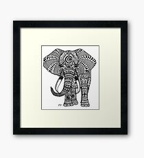 Lámina enmarcada Ganesh-aye