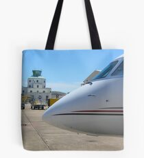 Working View Tote Bag