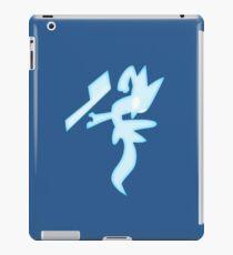 Spirit Chaser Silhouette iPad Case/Skin