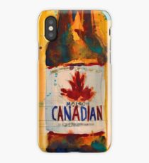 Molson Canadian Beer iPhone Case/Skin