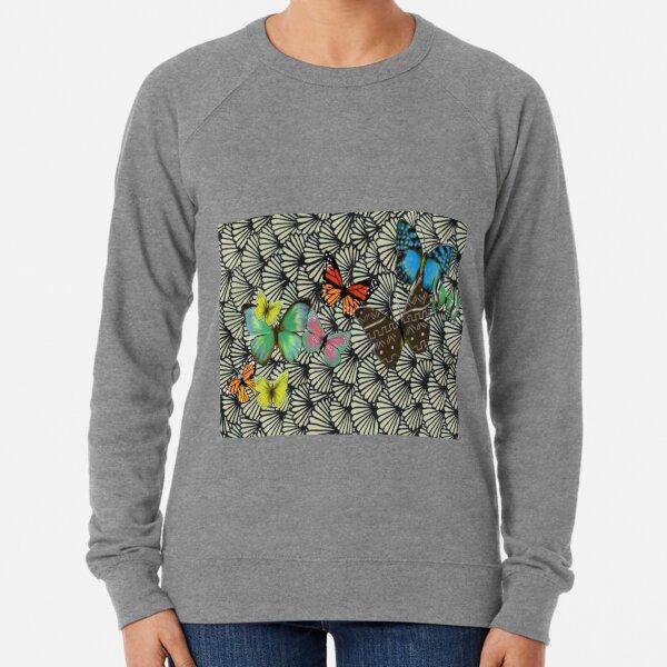 Sea Shelled Lightweight Sweatshirt