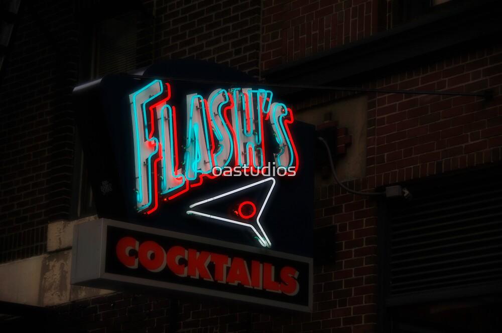 Flash's by oastudios