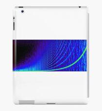 c o m p r e s s WAVE iPad Case/Skin