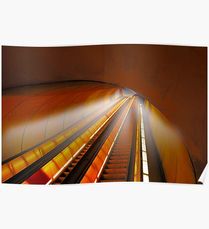 Tripping at Dupont Station Poster