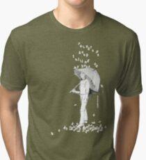 Raindrops Tri-blend T-Shirt