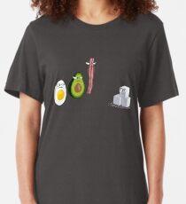 Sugar Stare Down Slim Fit T-Shirt