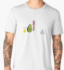 Sugar Stare Down Men's Premium T-Shirt