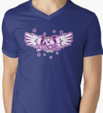 Friendship Magic Rocks! Mens V-Neck T-Shirt
