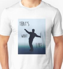 that's what i like bruno design Unisex T-Shirt