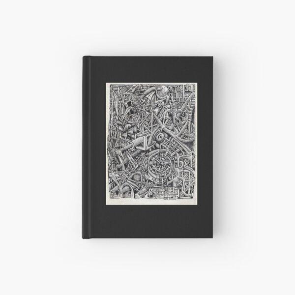 Swirlybird  Hardcover Journal