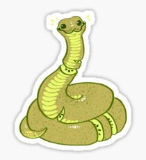 Pear Snek Sticker