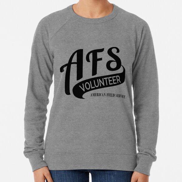AFS Volunteer  Lightweight Sweatshirt