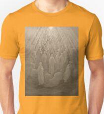 Gustave Dore or Doré  Dante Divine Comedy Paradise 011 Unisex T-Shirt