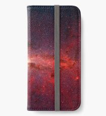 The Milky Way in Infrared iPhone Wallet/Case/Skin