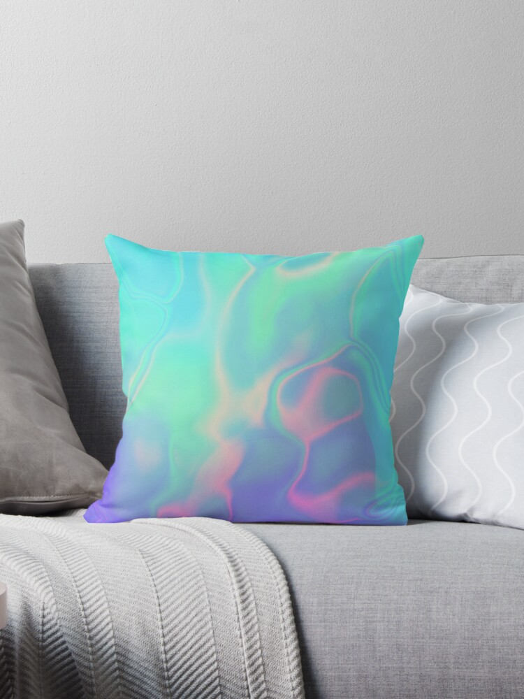 Rainbow Sea Holographic Iridescence by SimpleLuxe