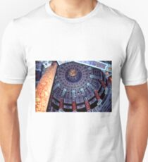 Temple of Heaven, Ceiling, Beijing, China  T-Shirt