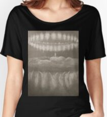 Gustave Dore or Doré  Dante Divine Comedy Paradise 015 Women's Relaxed Fit T-Shirt