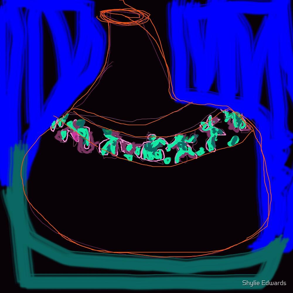 mums vase by Shylie Edwards