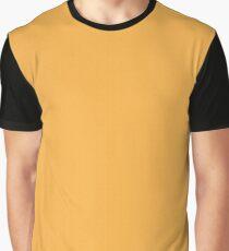 Retro Yellow Graphic T-Shirt