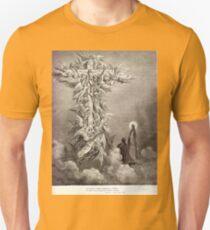 Gustave Dore or Doré  Dante Divine Comedy Paradise 017 Unisex T-Shirt