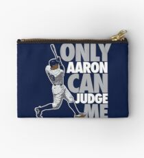 Only Aaron Can Judge Me 3 Studio Pouch
