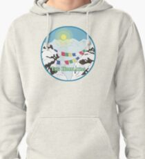 The Himalayas  Pullover Hoodie