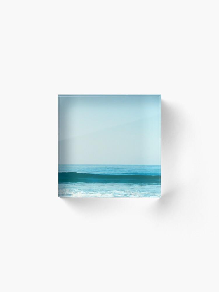 Alternate view of Gone Gone Gone Acrylic Block