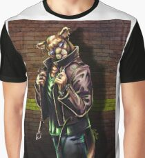 Jua - Brick Wall Graphic T-Shirt