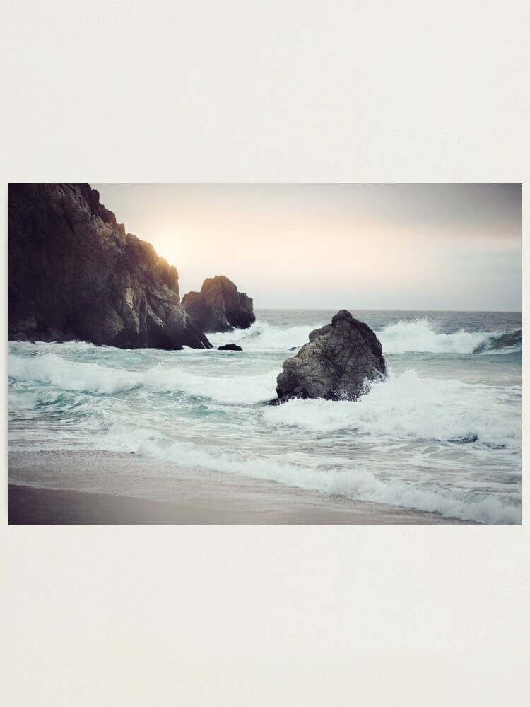 Alternate view of West Coast Beach Photographic Print