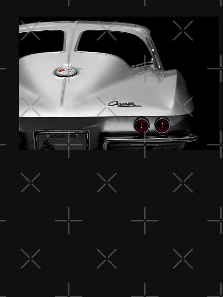 1963 Corvette Detail - Hoher Kontrast von mal-photography
