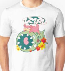 Mega Sleeper Slowpoke Unisex T-Shirt