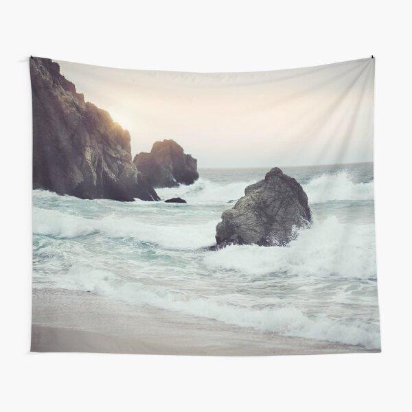West Coast Beach Tapestry