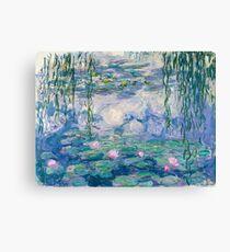 Lienzo Bellas Artes de Claude Monet