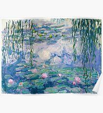 Seerosen Claude Monet Fine Art Poster