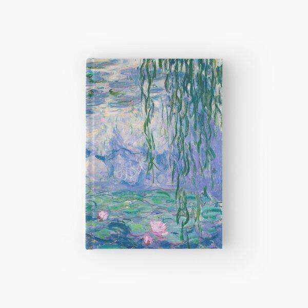 Water Lilies Claude Monet Fine Art Hardcover Journal