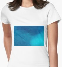 Beautiful Water Women's Fitted T-Shirt