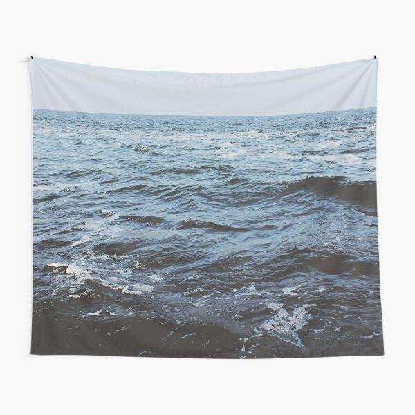 Ocean Wave Tapestry